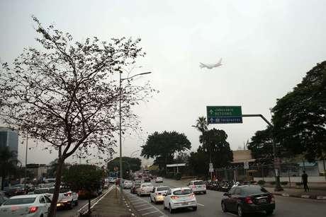 Nevoeiro em São Paulo atrasa voos no Aeroporto de Congonhas