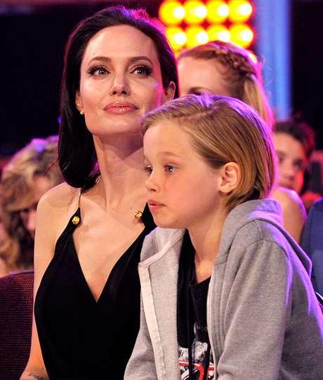 El millonario gesto de Angelina Jolie