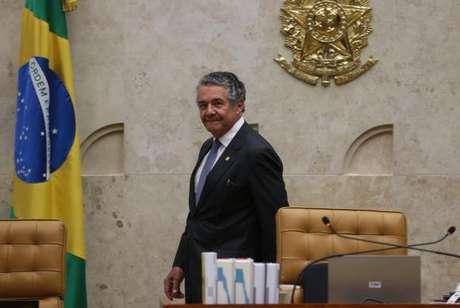 Ministro Marco Aurélio vai relatar as investigações sobre o senador afastado Aécio Neves no Supremo Tribunal Federal