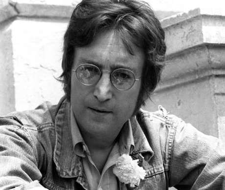John Lennon viveu no flat após seu casamento, em 1962.