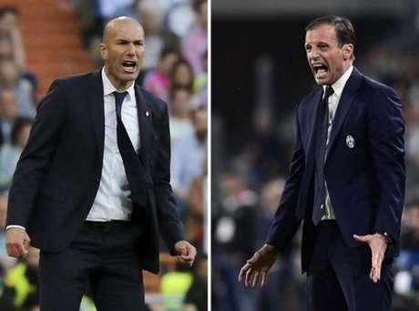 Juventus y Real Madrid con todo por la