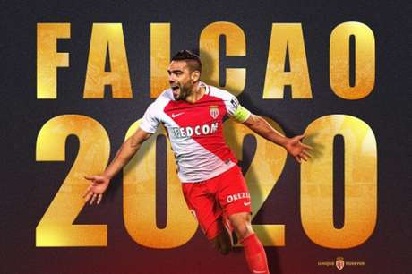 Atacante Falcao García renova com o Monaco até 2020