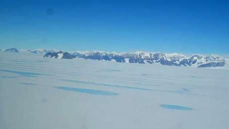 Bloco de gelo que ameaça se desprender tem 5 mil km² (o equivalente a 500 mil campos de futebol ou à área do Distrito Federal)