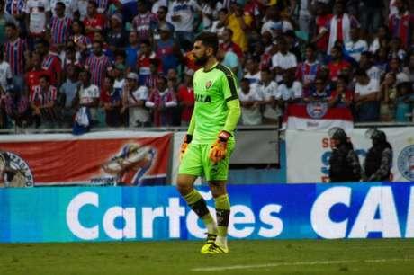Willian Farias desfalca o Vitória no duelo contra o Fluminense