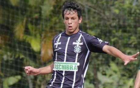 No Vitória, Yago vai ter sua primeira experiência fora de Santa Catarina (Foto: Luiz Henrique/Figueirense)