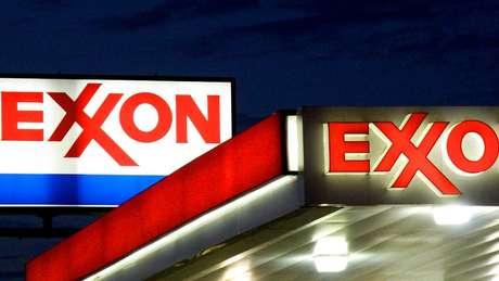 Posto da ExxonMobil