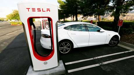 Carro elétrico da Tesla