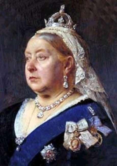 Rainha Victória (falecida em 1901)