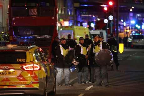 Suman siete los muertos por los ataques terroristas en Londres