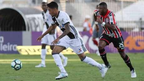 Com gol de Lucca, a Macaca derrotou o São Paulo no último domingo - Ricardo Moreira / Fotoarena