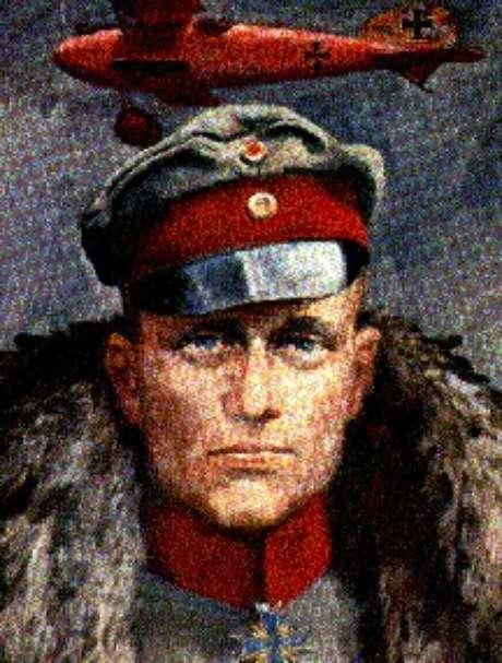 Richthofen, o Barão Vermelho (1892-1918)