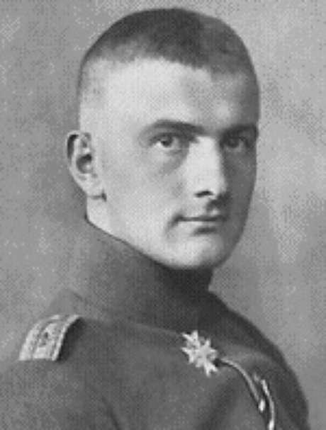 Lothar von Richthofen (1894-1922)