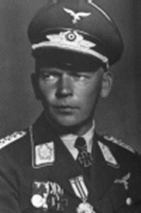 Wolfram von Richthofen, o sobrinho
