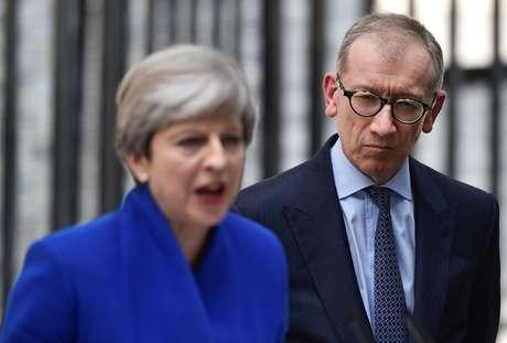 May: negociações sobre Brexit começam na próxima semana