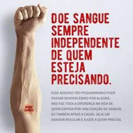 Apenas 1,8% dos brasileiros são doadores de sangue