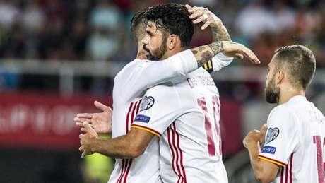 Diego Costa descarta ida à China e cogita atuar por clube brasileiro