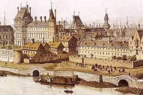 O Louvre (a Obra) de Paris