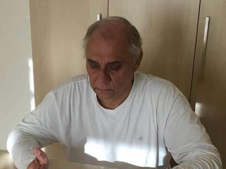 Marcelo Rezende tem feito retiros espirituais nas proximidades de Juiz de Fora, em Minas Gerais
