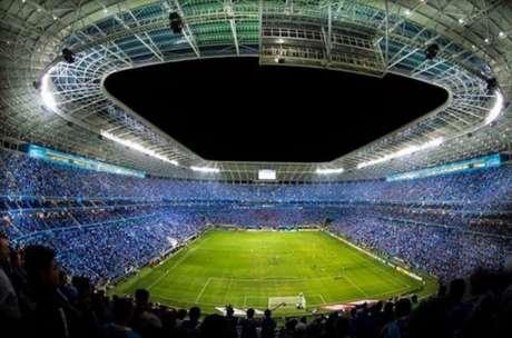 CBF oficializa partida pelas Eliminatórias na Arena do Grêmio