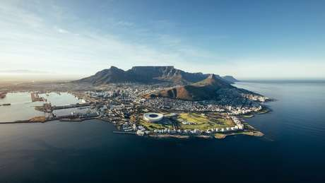 Cidade do Cabo, África