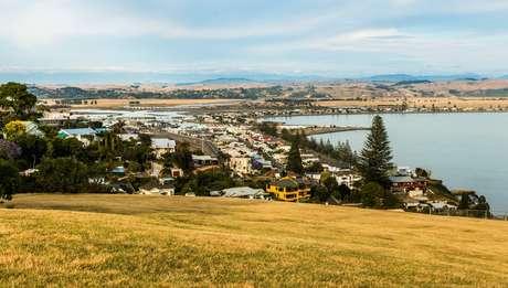 Napier, Nova Zelandia