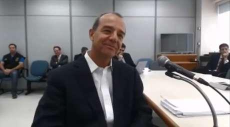 Ex-governador do Rio foi condenado por corrupção e lavagem