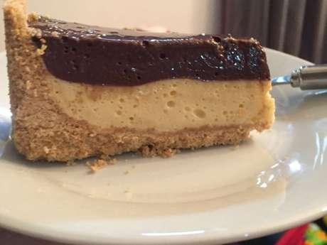 Torta de maracolate