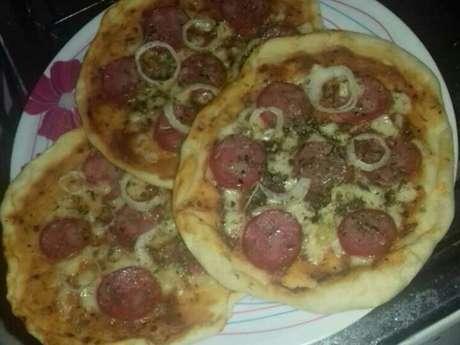 Pizza caseiro