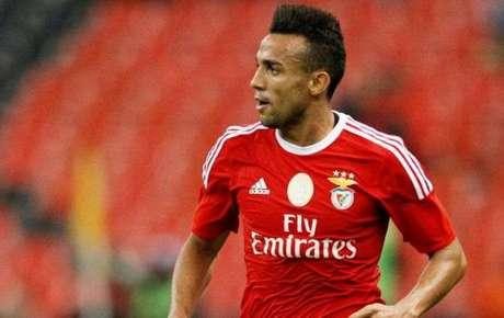 Marçal estava no Guimgamp, mas pertencia ao Benfica (Foto: Divulgação)