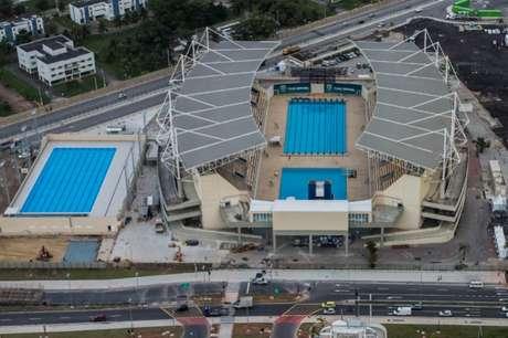 Natação brasileira vive crise (Foto: Renato Sette Camara)
