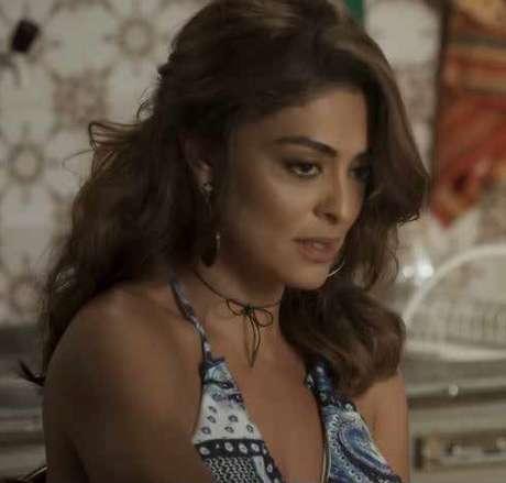 Juliana Paes (Foto: TV Globo/Divulgação)