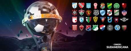 Clubes das oitavas da Libertadores