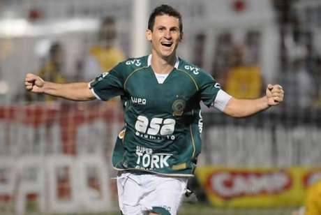 Fumagalli terá lugar garantido no Guarani no duelo contra o Oeste na próxima terça-feira (Divulgação)