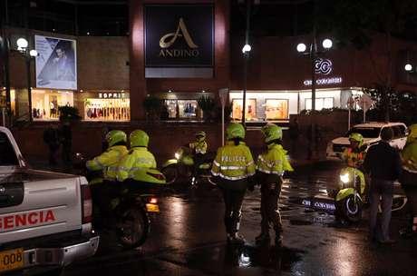 Atentado em Bogotá, na Colômbia, deixa 3 mortos e 9 feridos