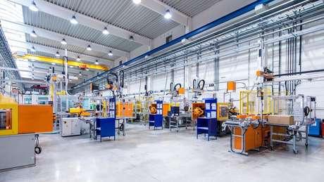 Fábrica automatizada