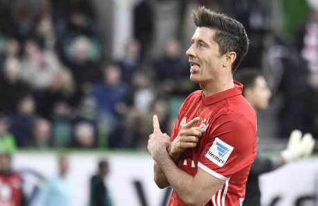 Lewandowski pode sair do Bayern de Munique (Foto: John Macdougall / AFP)