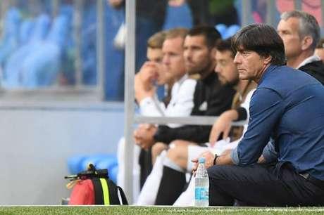 Löw analisou partida contra a Austrália (Foto: Franck Fife / AFP)