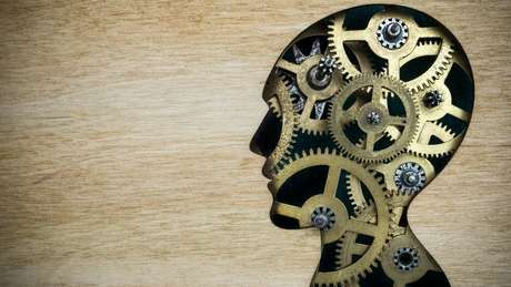 Ilustração que mostra a complexidade do funcionamento do cérebro