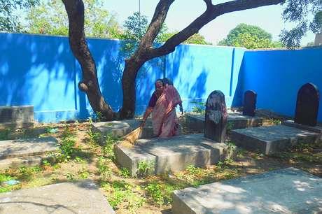 Cemitério em Chennai