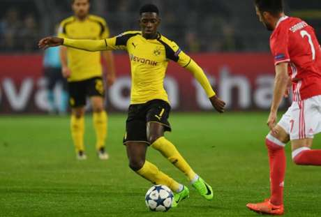 Barcelona tem de arrombar o cofre por Dembélé