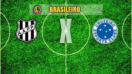 Ponte Preta x Cruzeiro- Brasileiro