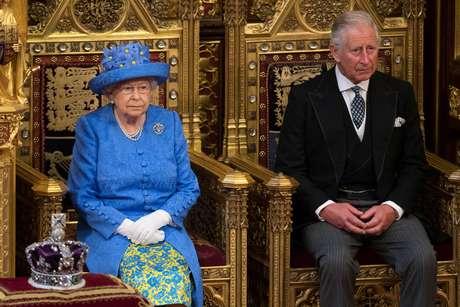 O discurso da Rainha Elizabeth 2ª teve como foco a saída do Reino Unido da União Europeia