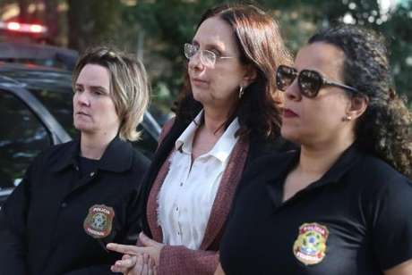 Andrea Neves, irmã do senador afastado Aécio Neves