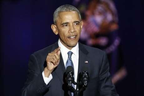 """Barack Obama denunciou que """"milhões de americanos"""" correm o risco de perder cobertura médica"""