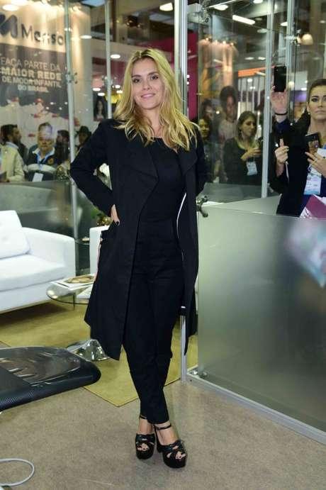 Carolina Diekmann (Léo Franco/AgNews)