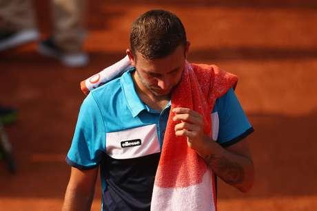Tenista inglês acusa positivo por consumo de cocaína — Doping