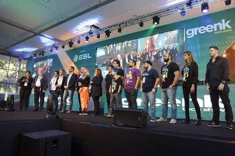 1ª edição do Greenk Tech Show.