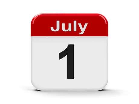 O dia 1° de julho corta como um bisturi afiado a soma dos dias do ano