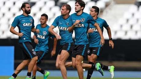 Nacional x Botafogo: Veja o gol da vitória do Glorioso
