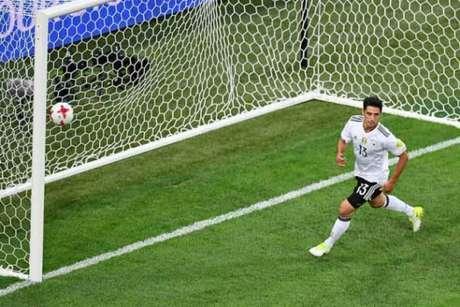 México no caminho de Portugal e Alemanha na final
